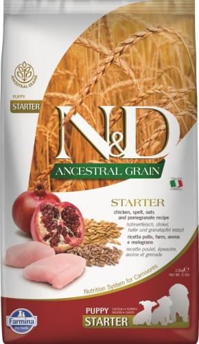 N&D Ancestral Dog Chicken & Pomegranate Puppy Starter